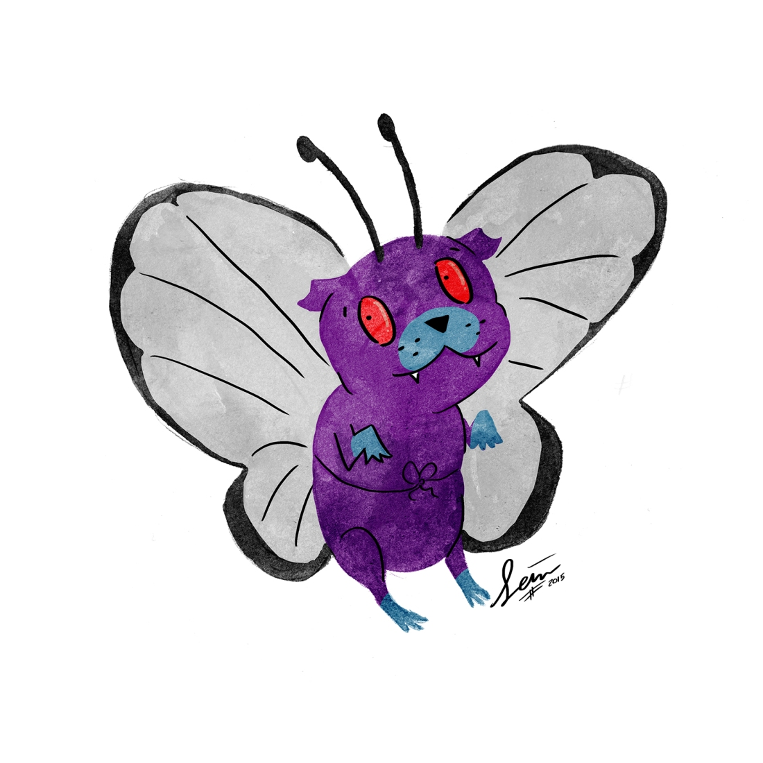 12_Butterfree